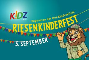 KIDZ-Riesenkinderfest am 5. September © Zoo Leipzig